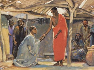 Commentary on John 20:19-31